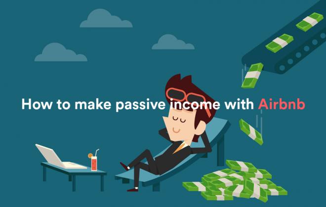 airbnb passive income