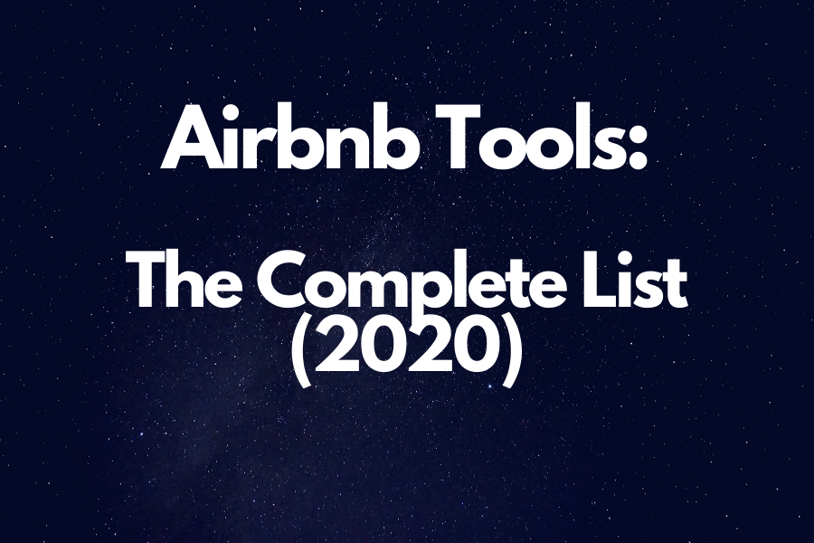 Airbnb Tools