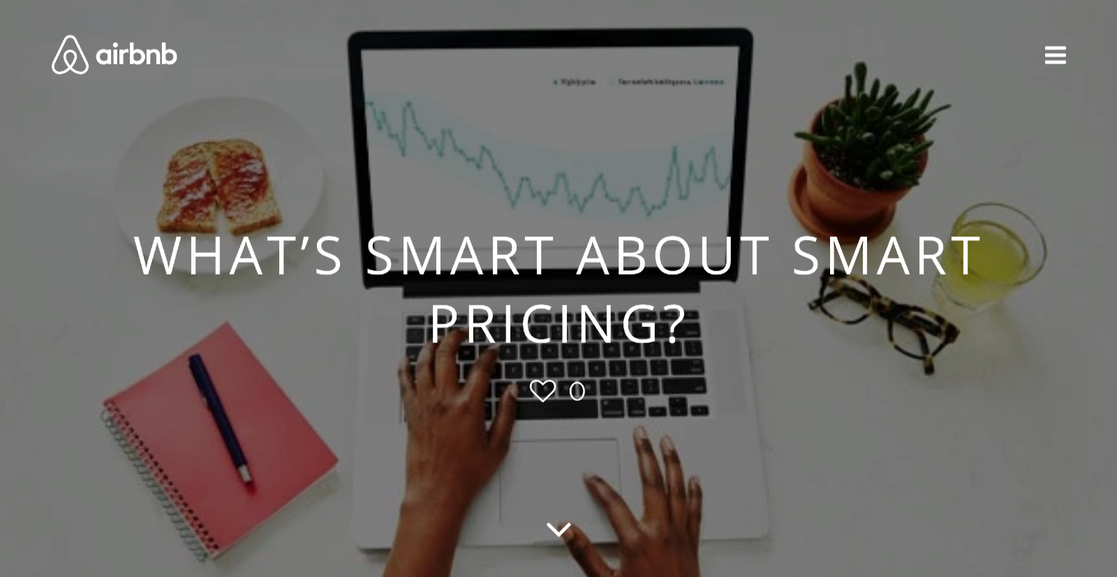 Airbnb's smart pricing tool