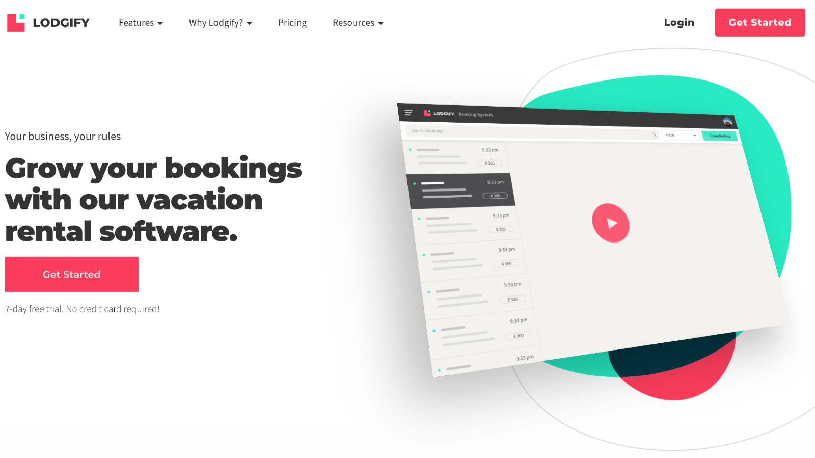 Lodgify management software for airbnb