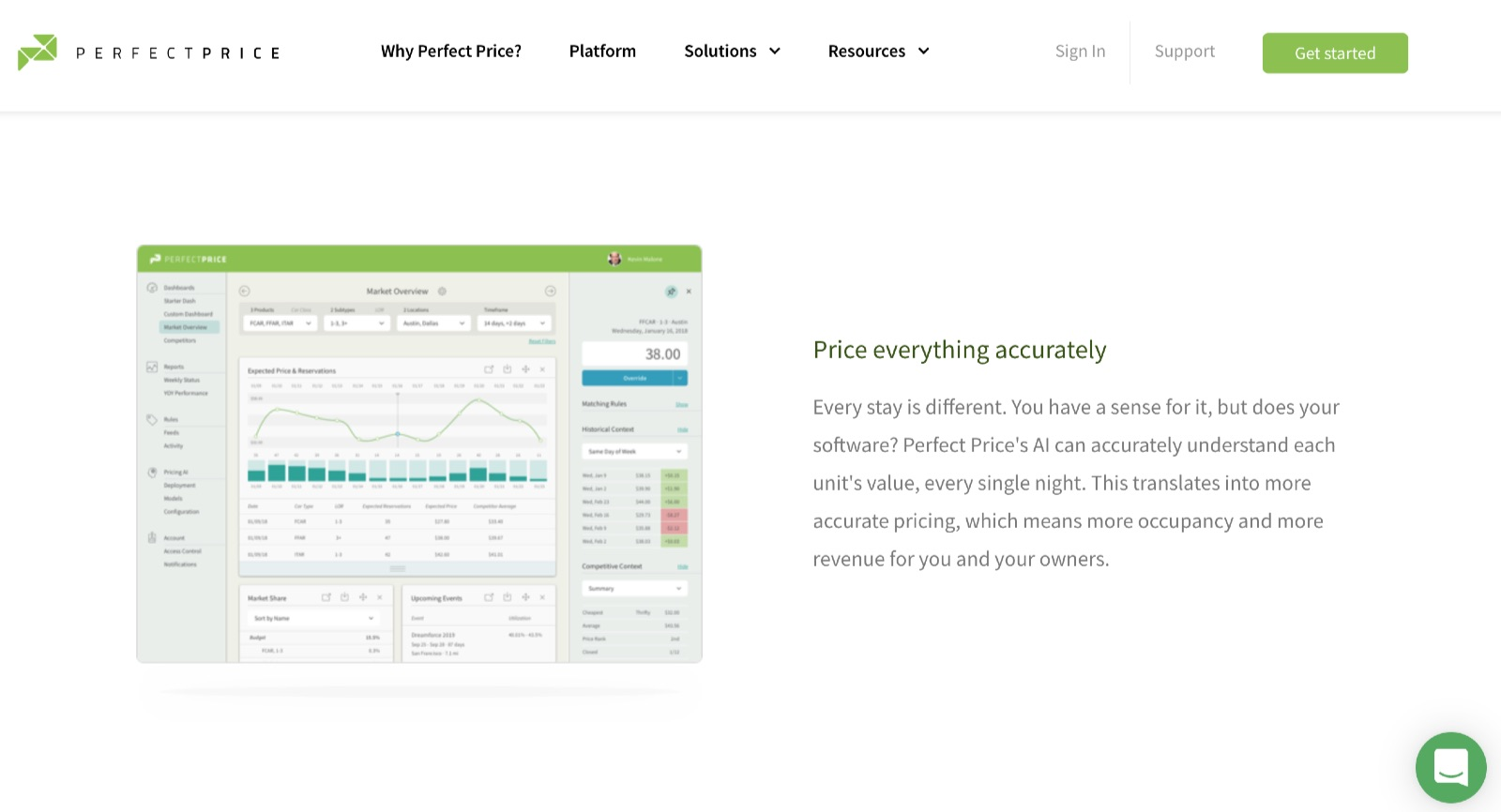 Perfect price enterprise pricing software
