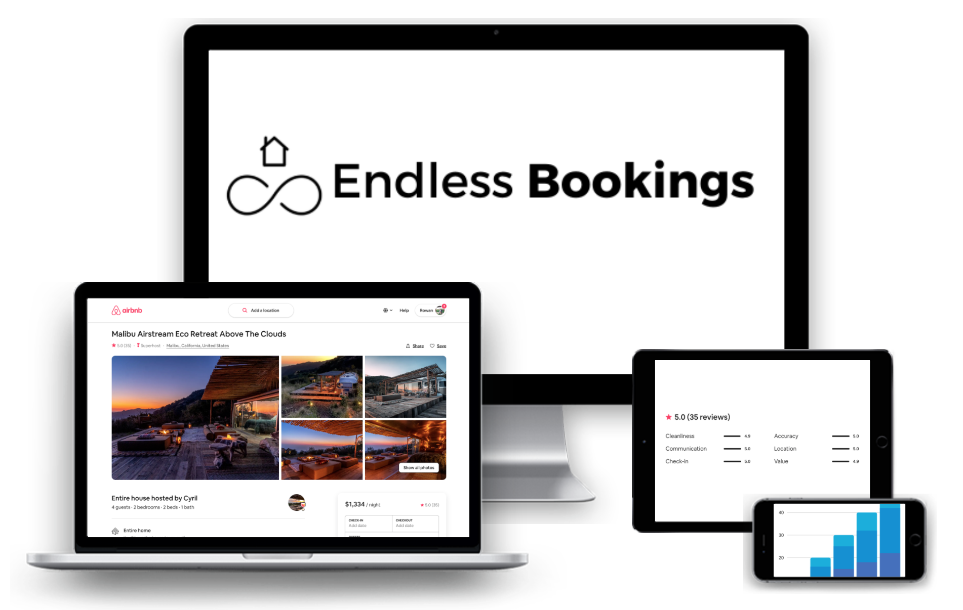 Endless booking product image