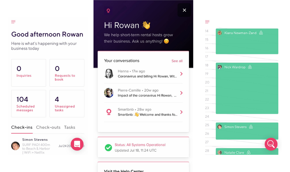 Smartbnb app